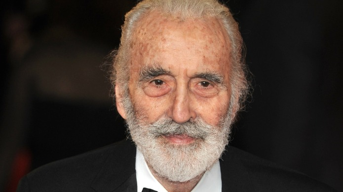 Christopher Lee's most iconic movie moments