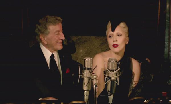 Lady Gaga and Tony Bennett to