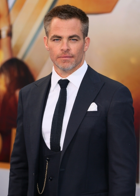 Movie Stars Who Aren't Above Doing TV: Chris Pine