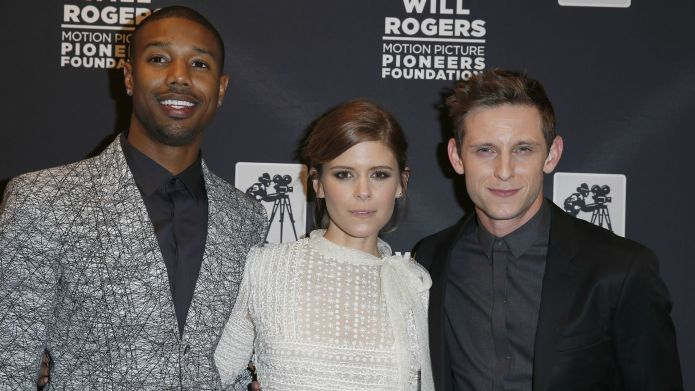 Fantastic Four cast subjected to awkwardly