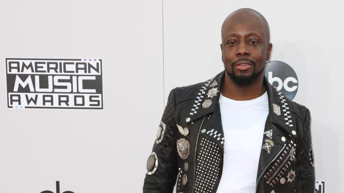 Every second of Wyclef Jean's AMAs
