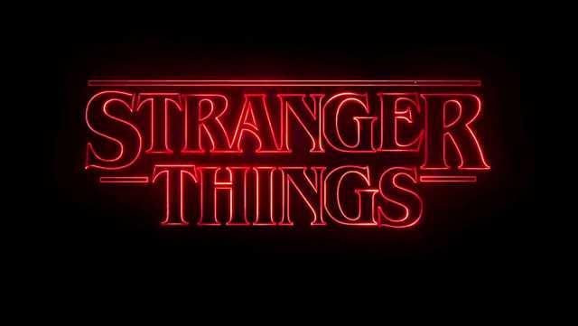 Stranger Things Opening Titles pic