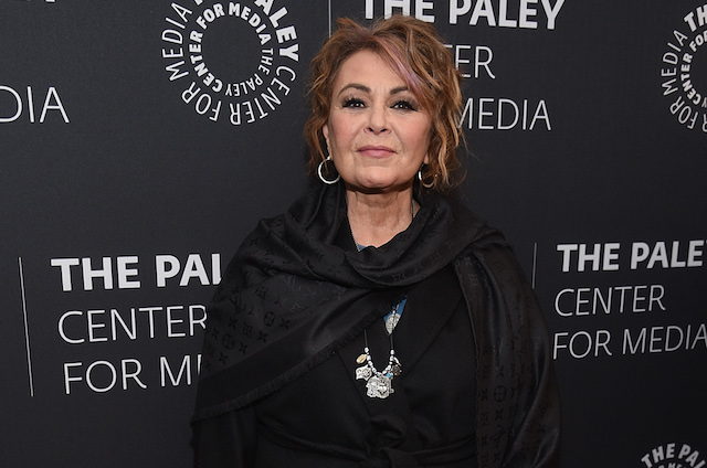 Roseanne Barr attends An Evening With The Cast Of 'Roseanne'at The Paley Center for Media
