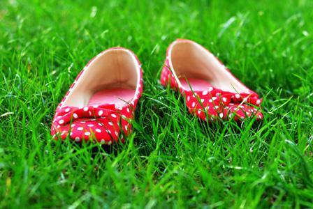 How to transition your shoe wardobe