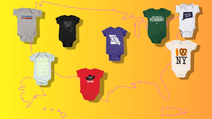The Cutest Baby Onesie for Every