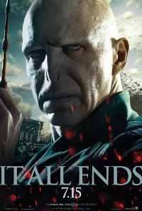 New Voldemort poster released