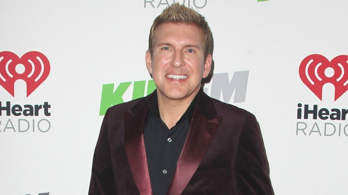 Todd Chrisley overreacts in a big
