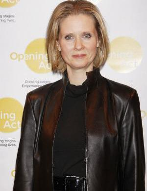 "Cynthia Nixon backtracks on ""gay is"