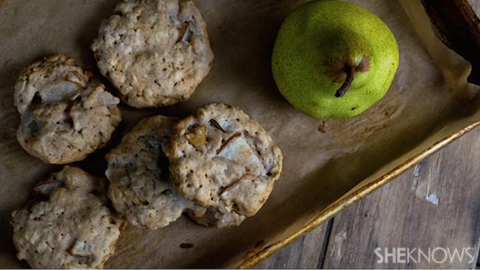 Healthy gluten-free breakfast cookies