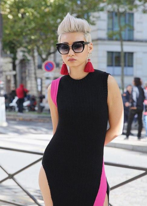 Stunning Ways To Style Short Hair   Blonde Pixie