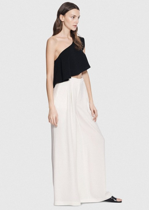 Wide Leg Pants Are Making a Comeback: Cienne The Mick Pant | Summer Style 2017