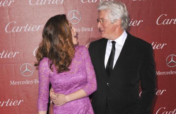 Diane Lane reminisces about kissing Richard