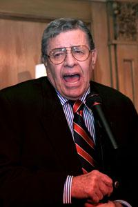 Jerry Lewis bashes American Idol &