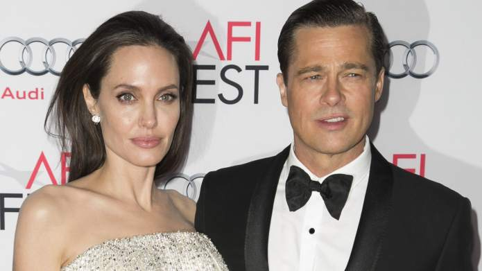 Angelina Jolie Stays Strong While Discussing
