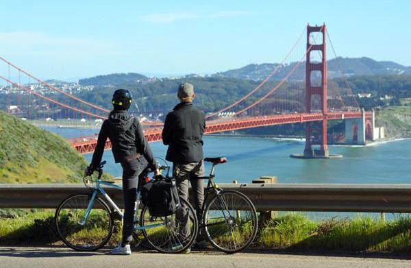 5 scenic bicycle rides in California