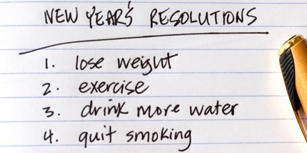 How to make healthy resolutions a