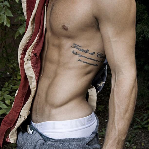 Paulie Calafiore tattoo