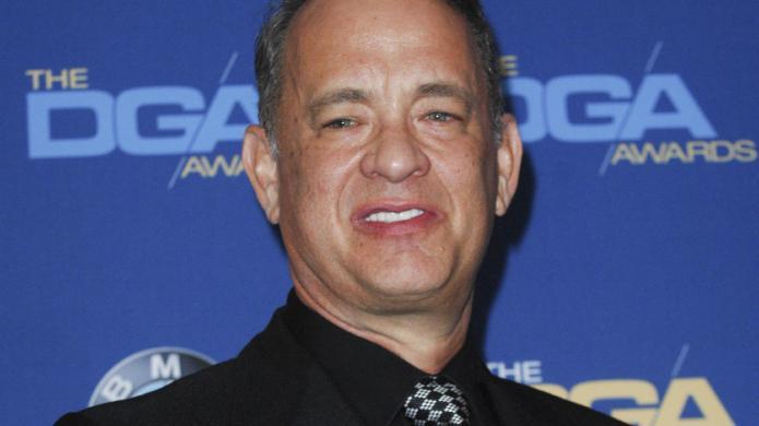 Tom Hanks' son Chet makes emotional