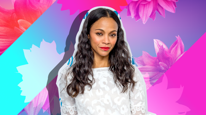 Zoe Saldana's Self-Care Routine