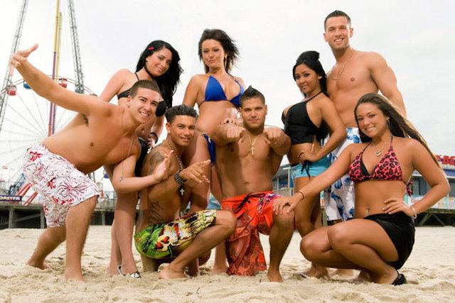 Still from 'Jersey Shore: Family Vacation'