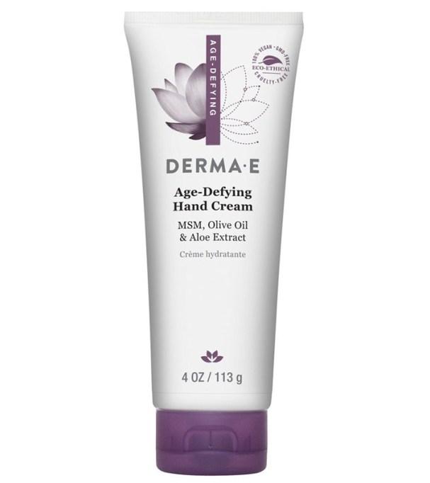 The Best Anti-Aging Hand Cream | Derma E Age-Defying Antioxidant Hand Cream