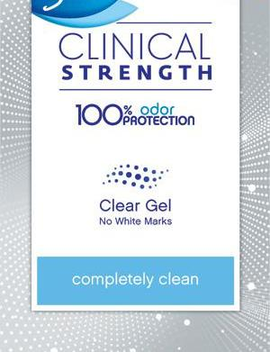 Product review: Secret Clinical Strength Clear