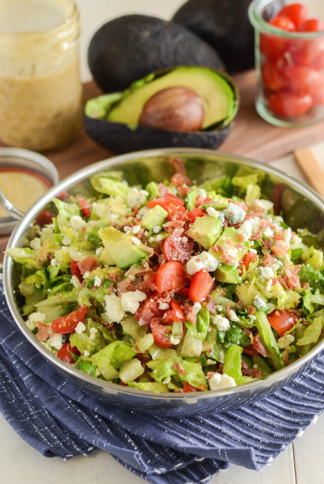 50 Easy Summer Salads: Copycat Maggiano's Chopped Salad | Summer Eats