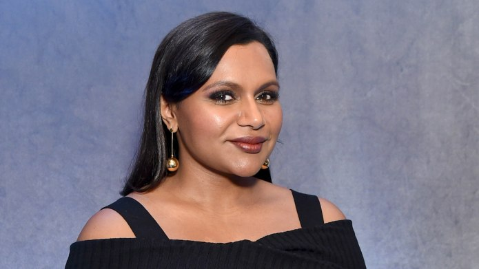 Mindy Kaling Hid Her Pregnancy Using