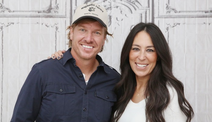 Joanna Gaines Says She Can't Hide