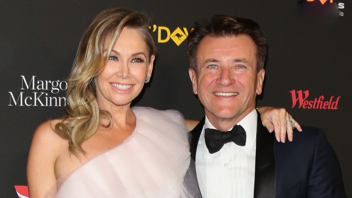 Kym Johnson Herjavec & Robert Herjavec