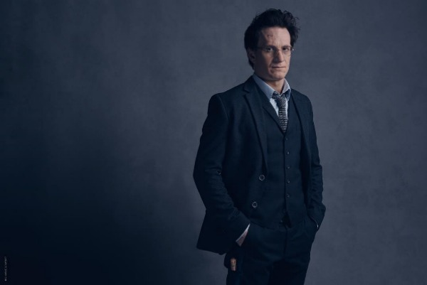 Jamie Parker as the new Harry Potter