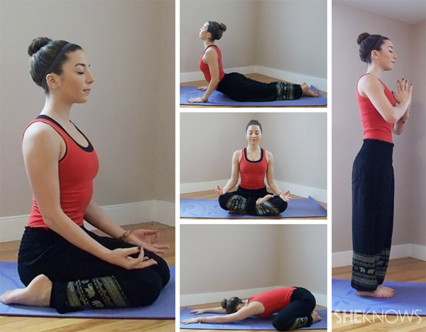 Yoga poses that improve your posture
