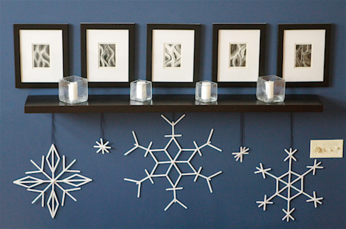 17 Winter decor projects to DIY