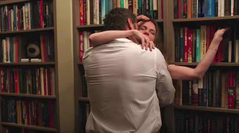 Younger Season 4: Charles and Liza hooking up