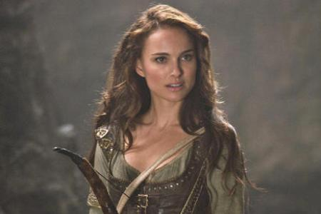 Your Highness star Natalie Portman