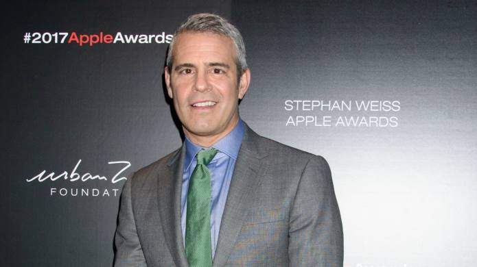 Andy Cohen Thinks President Trump Is