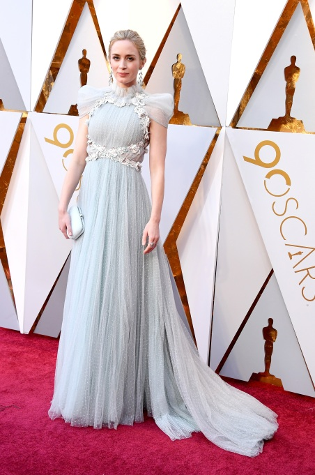 Emily Blunt Oscars 2018