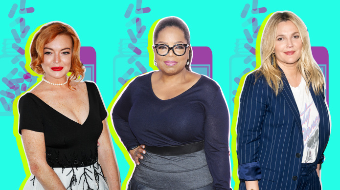 54 Celebs Who Have Struggled With
