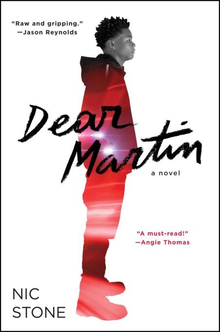 Young Adult Books to Get Excited About this Fall | 'Dear Martin' by Nic Stone