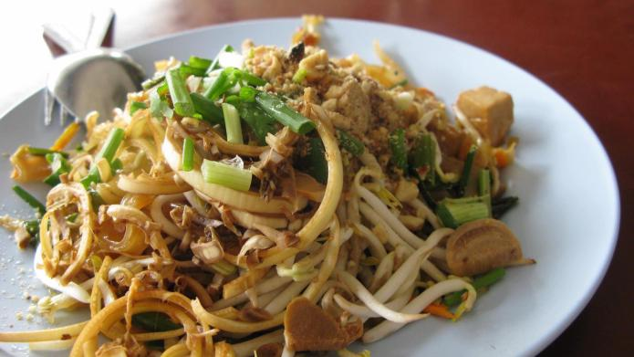 10 Quick and easy Pad Thai