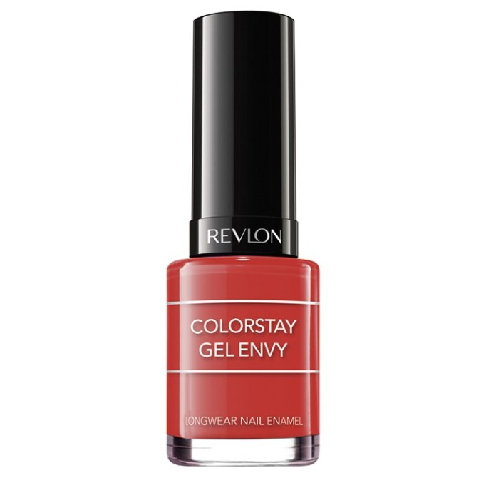 Ugly Nail Polish Colors Are Trending For Summer 2017: Revlon Colorstay Gel Envy in Long Shot | Summer Makeup Trends 2017