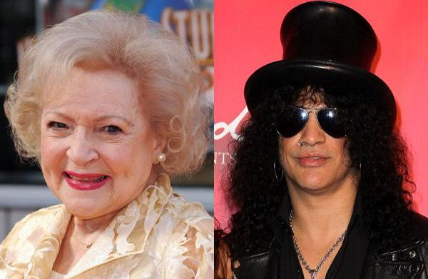 Wild new couple alert: Slash and