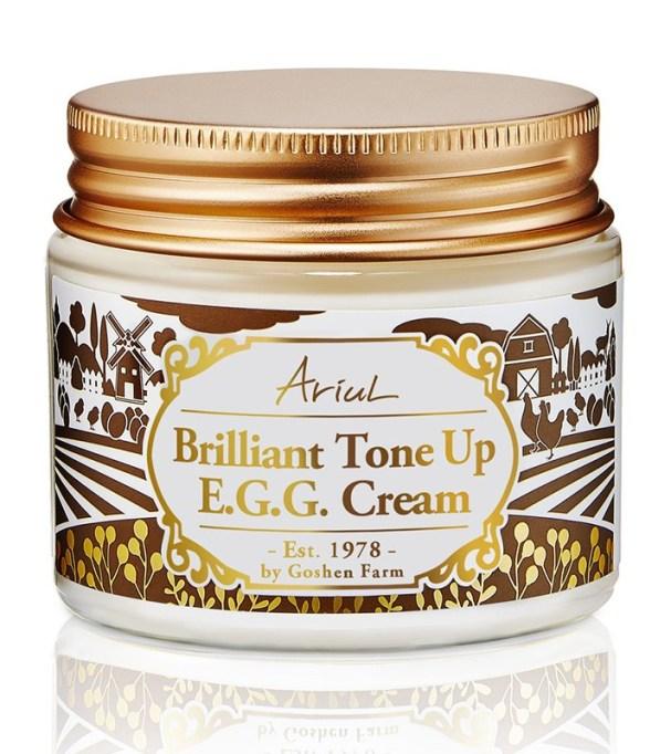 Best Korean Skin Care Products To Buy At CVS | Ariul Brilliant Tone Up E.G.G. Cream
