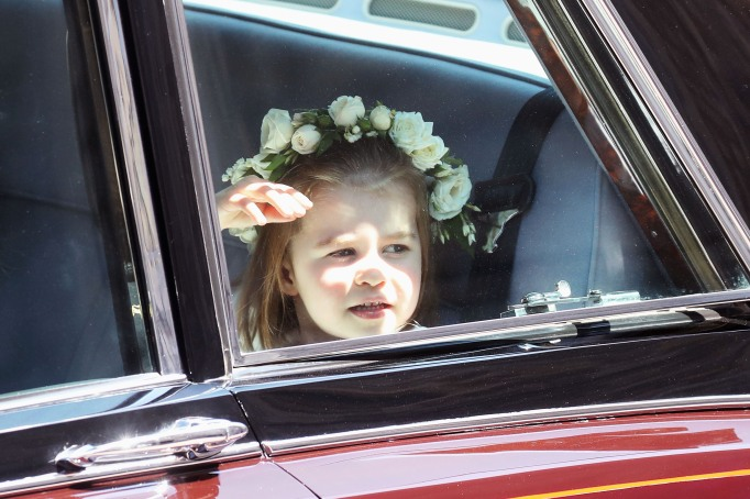 Princess Charlotte royal wedding