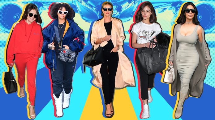 43 Fashionable Times Celebrities Killed the