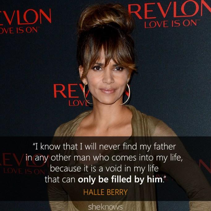 Halle Berry Quote