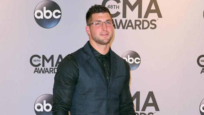 Tim Tebow is Jimmy Kimmel's latest