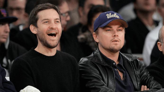 Leonardo DiCaprio & Bros Show Support