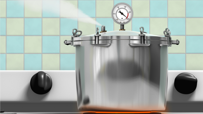 The most common pressure cooking mistakes
