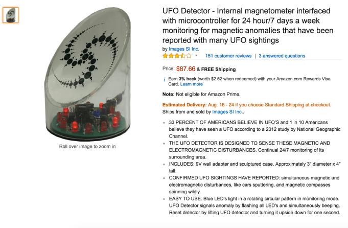UFO-detector